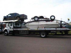 Salvage Vehicle Transport Services in Sioux Falls