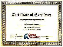 lighting towing certificate